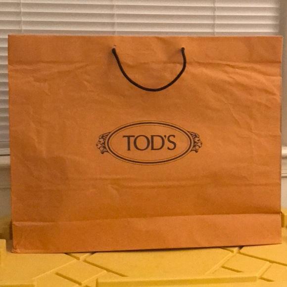 b989a5eb7cd Tod's Bags | Tods Shopping Bag 235 X 185 X 55 | Poshmark
